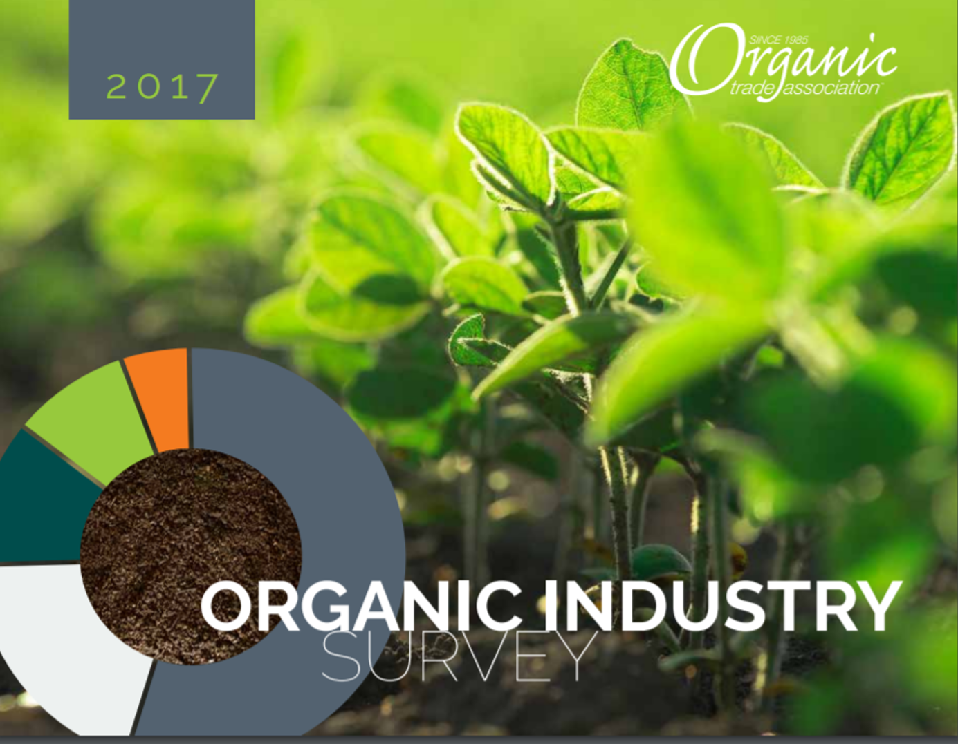 organic food sector Strength of organic companies and consumption growing faster than supply.